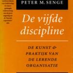 De vijfde discipline de lerende organisatie theorie en praktijk, oplossen van problemen, systeemdenken, systeemtheorie coaching, leidinggeven, managen, loslaten