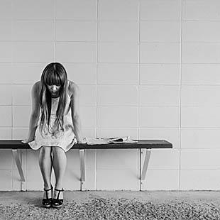 Praat jezelf geen depressie aan na een afwijzing