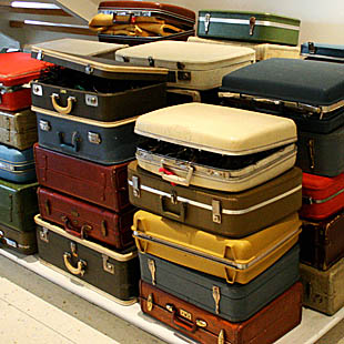 koffers vol goede voornemens