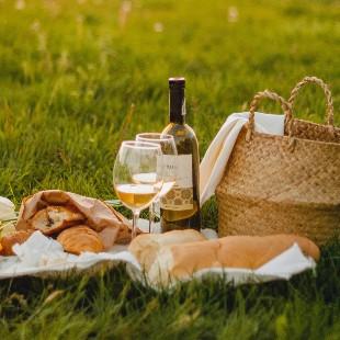 picknick stokbrood vakantie