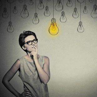 Hoe kom je tot creatieve ideeën?