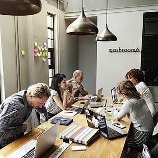 Wat betekent kantoortuin voor introvert?