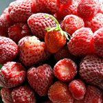 Aardbeien zijn gezond