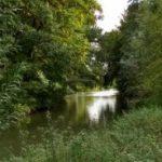 blik op de Kromme Rijn