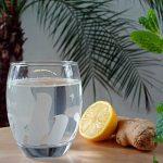 Gember en citroen, een drankje vol energie